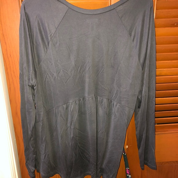 American Eagle Outfitters Tops - American Eagle Grey Long Sleeve